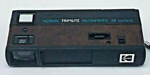 Kodak Trimlite Instamatic 38  - Late 70's vintage - Collectible