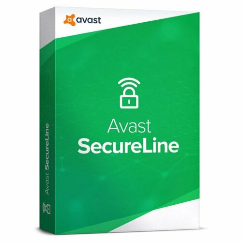 AVAST SECURELINE GLOBAL Digital Delivery 1 DEVICE 1 YEAR