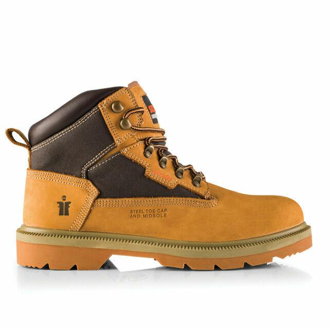 Scruffs T51461 Men's Safety Boots - Tan