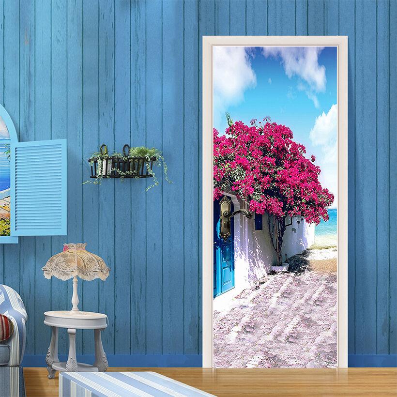 3D Corniculatum Tür Wandmalerei Wandaufkleber Aufkleber AJ WALLPAPER DE Kyra  | Outlet  | München  | Modern