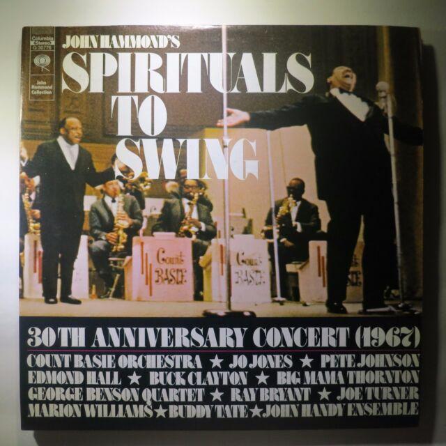 John Hammond's Spirituals To Swing 30th Anniversary Concert G 30776Columbia