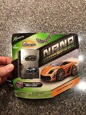 NANO Speed Super Car 2 car set New On Card PCH & Double Comma