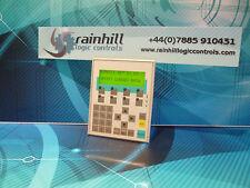 Siemens 6AV3 607 1JC20 0AX1, HMI, Operator Interface . (Inclusive of UK VAT)