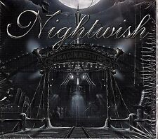 New! NIGHTWISH Imaginaerum 2 CD Set Import Finland Symphonic Heavy Metal