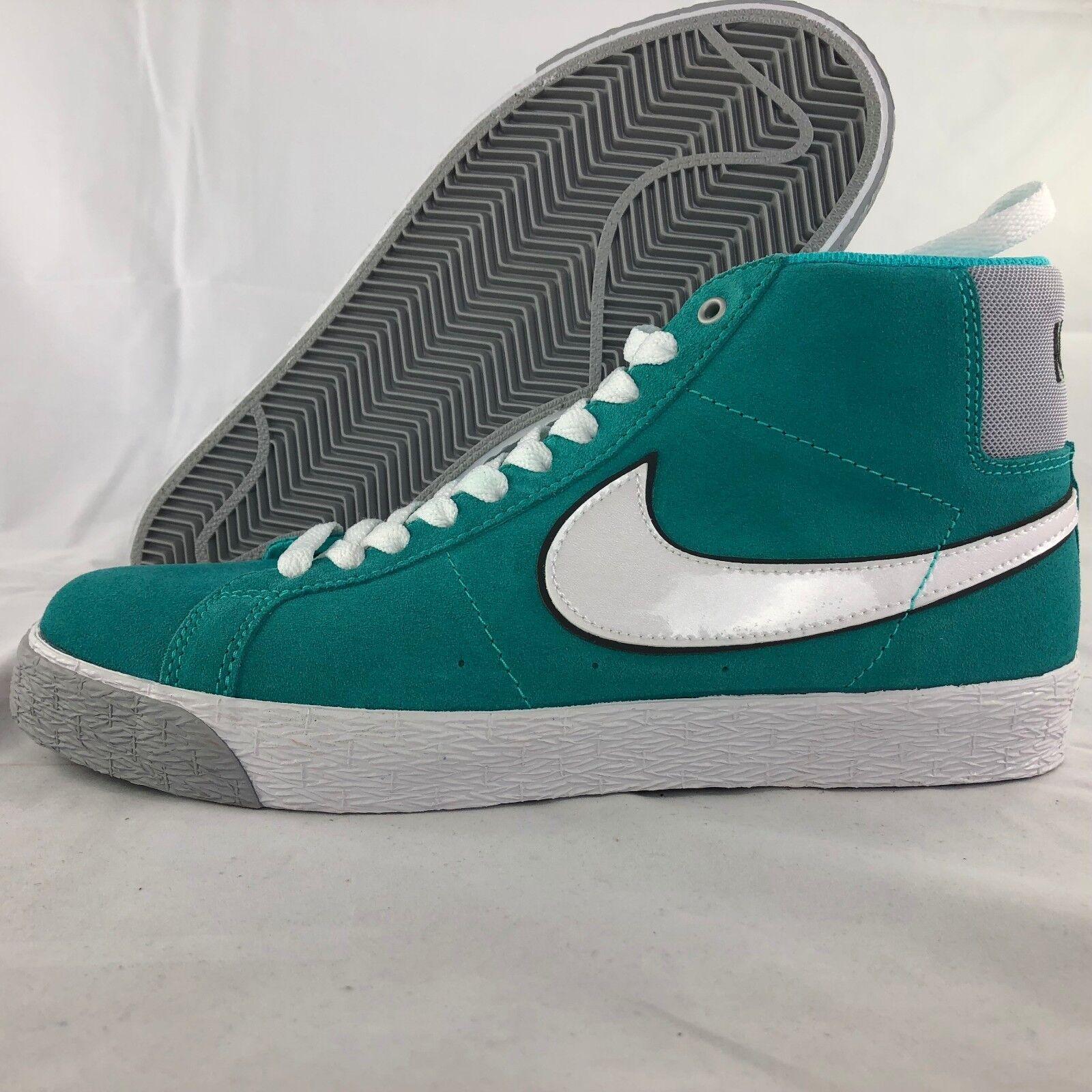 Nike Blazer SB Premium se QS metro Paris Hyper 8 jade blanco 819861-310 Hombre 8 Hyper 10 marca de descuento 4c1753