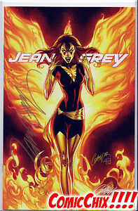 JEAN-GREY-1C-SIGNED-BY-J-SCOTT-CAMPBELL-Marvel-Comics-JSC-Exclusive