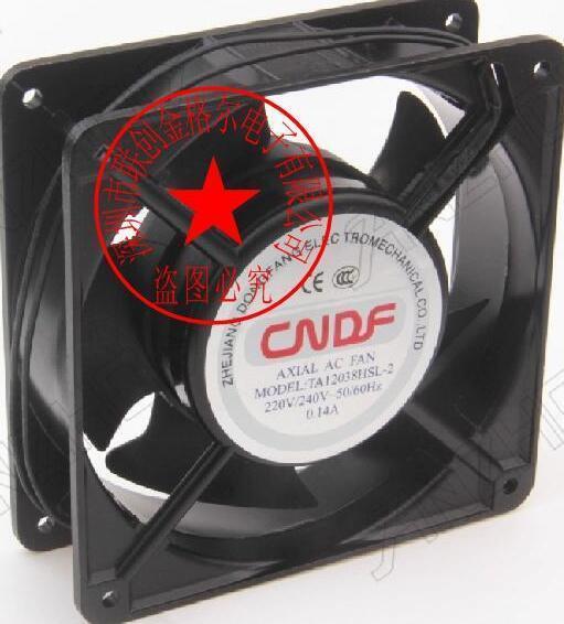 Origianl ETRI 125xr0281090 Axial Flow Fan 220v 120*120*38 16/15w