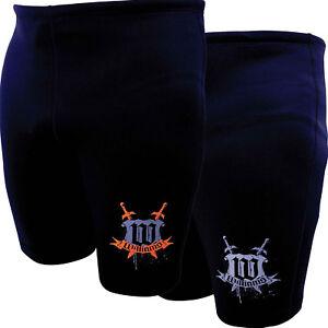 Williams Mens Standard Water Ski Shorts WetSuit Pants Neoprene Size XS - XXL