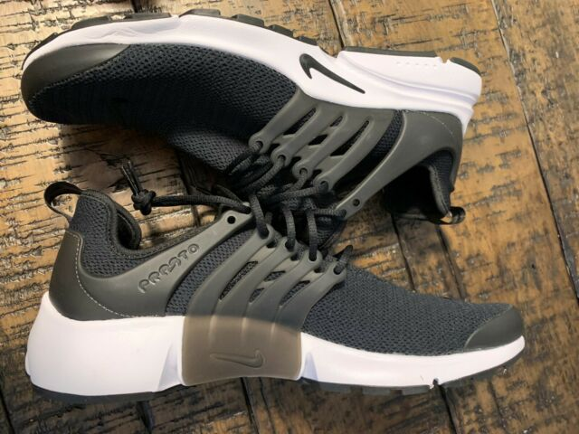 separation shoes c6568 d1d5a Womens Nike Air Presto Black White Running Shoes 878068-001 Size 12