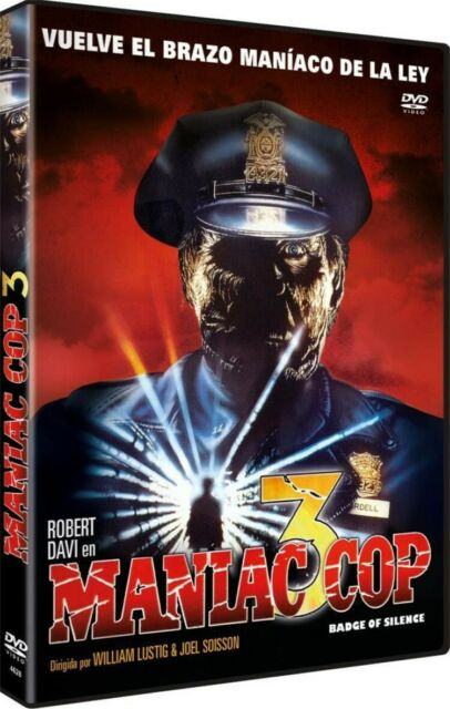 Maniac Cop 3 (Maniac Cop III : Badge Of Silence)