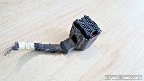 2003-2005 dodge neon pt cruiser ecm pcm ecu connector pigtail socket black oem