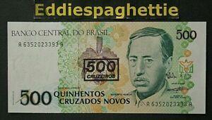 Brazil-500-Cruzeiros-1990-UNC-P-226