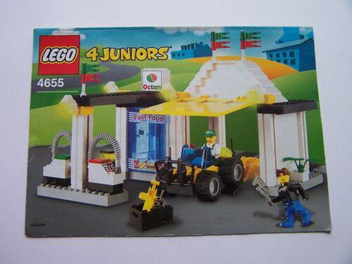 4655 Instruction Nr LEGO® Bauanleitung