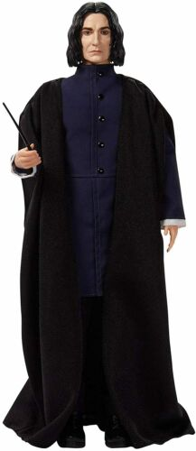 Harry Potter sorciers poupée-Severus Rogue Brand New *