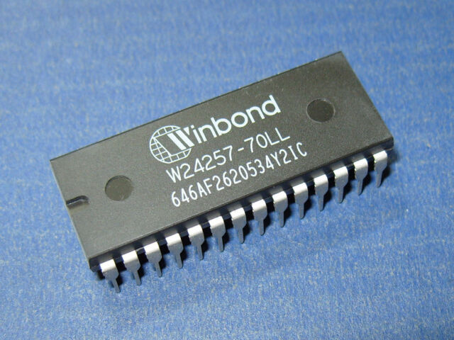 2 pcs K6T1008C2E-DB70 DIP-32 128Kx8 bit Low Power CMOS Static RAM
