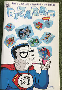 Bizarro-Comics-Trade-Paperback-TPB-Superman-Batman-Wonder-Woman-Aquaman-Flash