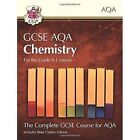 New Grade 9-1 GCSE Chemistry for AQA: Student Book with Online Edition by CGP Books (Paperback, 2016)