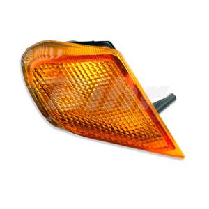 Intelligent Indicatore Di Direzione Freccia Anteriore Destra Honda Cn 250 RéSistance Au Froissement