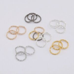 50-100pcs-8-20mm-Jump-Rings-Twisted-Open-Split-Ring-Connector-For-Jewelry-Making