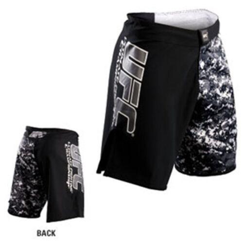 BJJ Kickboxing NEW Black Camo Mixed Martial Arts MMA UFC Camo Fight Shorts
