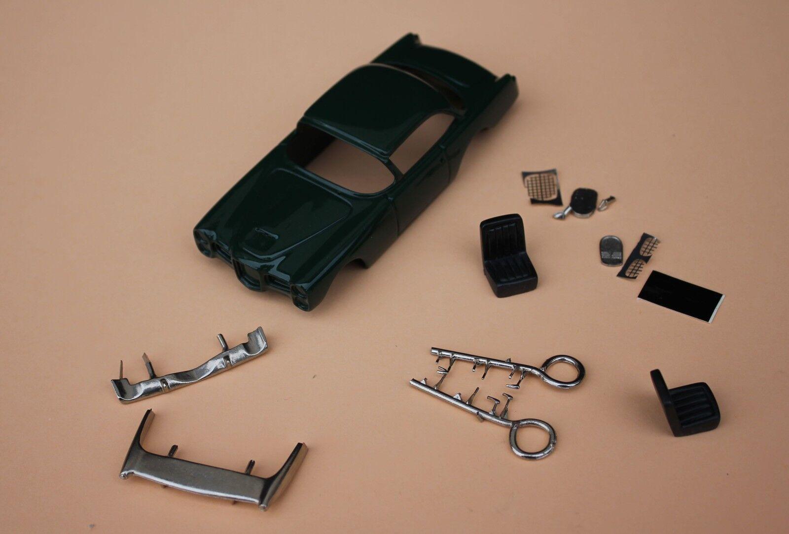 UI voiture 1 43 Facel Vega Fv2 excellence verde Heco miniatures miniatures Lyon