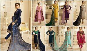 Salwar-Suit-Kameez-Pakistani-Indian-Shalwar-Stitched-Dress-Designer-Wear-Party