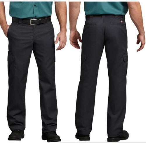 Dickies Men/'s Flex Regular Fit Straight Leg Work Cargo Pants