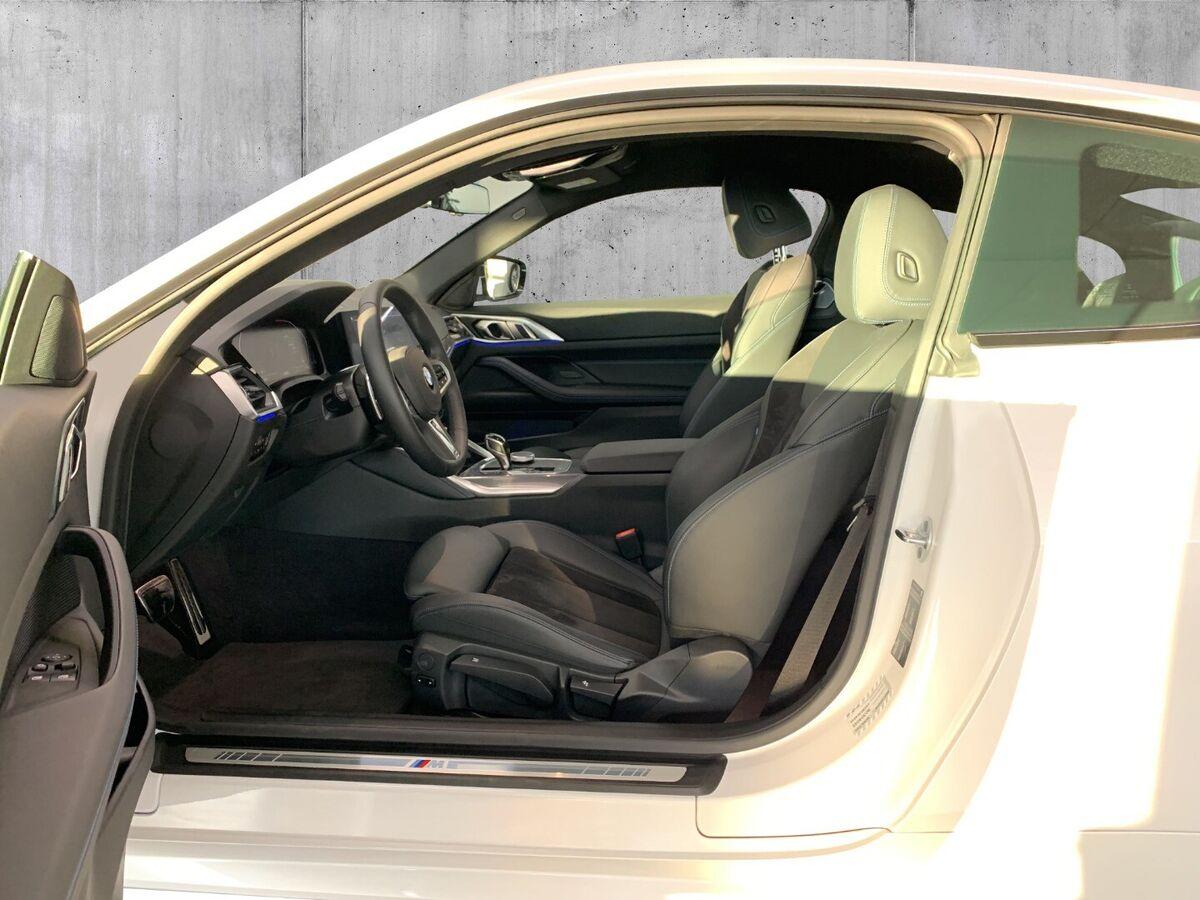 BMW 430i Coupé M-Sport aut.