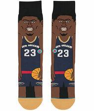 9-12 Men/'s New Orleans Pelicans Stance Socks Anthony DavisLARGE