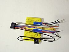 2010 Jvc Wire Harness 16 Pin Harness KD-R320 KDR320 for sale ... Jvc Kd R Wiring Harness on jvc r320 wiring diagram, kw-r500 jvc wiring harness, jvc kd r330 wire harness,