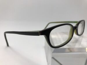 63562c9dd90 Image is loading Cameron-Hayes-Idealist-Eyeglasses-Black-red-green-Demo-