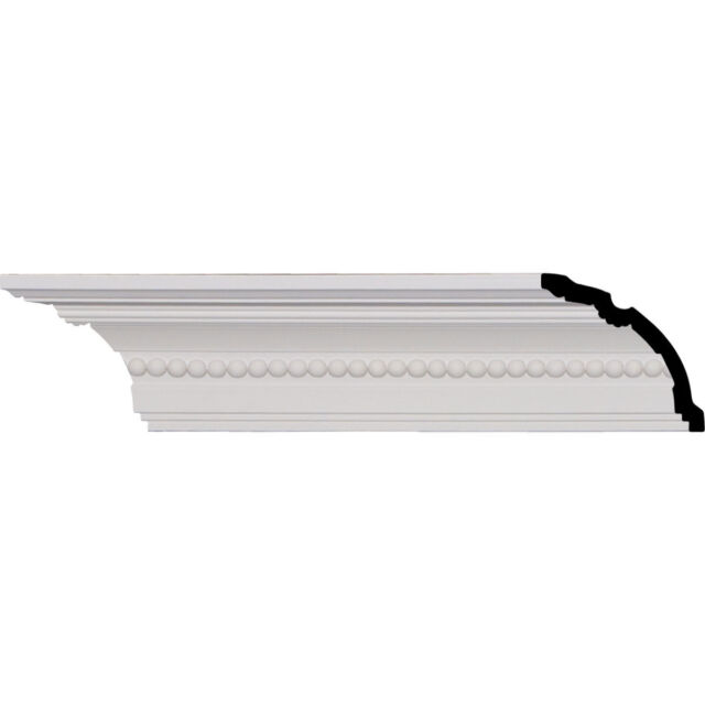4 H X 3 3 4 P X 5 3 8 F X 94 1 2 L 5 8 Repeat Valeriano Crown Moulding For Sale Online