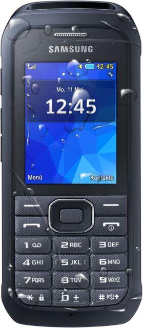 Samsung B550H Xcover 550 Grau 3,1 MP Kamera, 6,1 cm (2,4 Zoll) Display NEU OVP