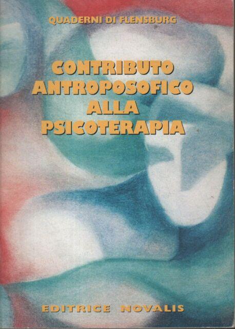 Contributo antroposofico alla psicoterapi