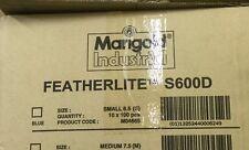 Marigold Featherlite Guanti di gomma box/100 Taglia Large