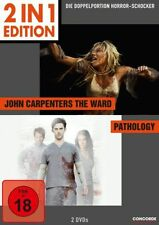 John Carpenters The Ward / Pathology DVD