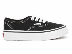 110807d0ddb Vans Authentic Black White PS Kids Casual Shoes VN-0WWX6BT Fast Ship ...