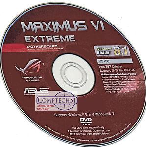 Drivers Update: Asus Maximus V Extreme PC Diagnostics