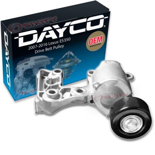 Tensioner Alternator ue Dayco Drive Belt Pulley for 2007-2016 Lexus ES350