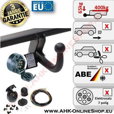 Renault Twingo 07-14 AHK starr 7p E-Satz mit Blinküberwachung