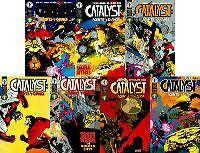 Catalyst-Agents-of-Change-1-7-Set-Dark-Horse-Comics