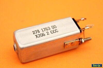 Sinnvoll Collins 51s-1 Transformator Assy T14 T15 P/n 278-1763-000 278-1763-00 X-206-2 Seien Sie Freundlich Im Gebrauch
