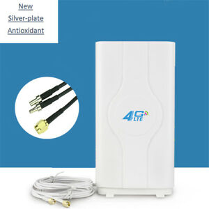 4G-LTE-Wifi-Antenna-Signal-Booster-MIMO-TS9-CRC9-SMA-Connector-External-88dBi