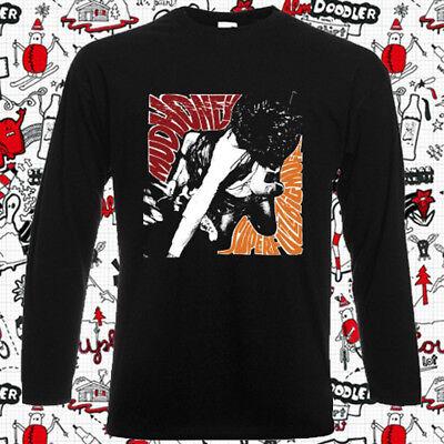 New Mudhoney Alternative Rock Band Mens Long Sleeve Black T-Shirt Size S-3XL