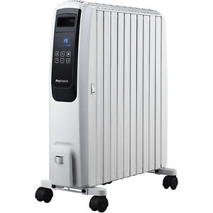 b8cc12b6a0a Image is loading Pro-Breeze-2500W-Digital-Oil-Filled-Radiator-10-