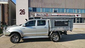 Image is loading Canvas-Ute-Canopy-Hard-Aluminium-Roof-Australian-Made & Canvas Ute Canopy Hard Aluminium Roof Australian Made | eBay