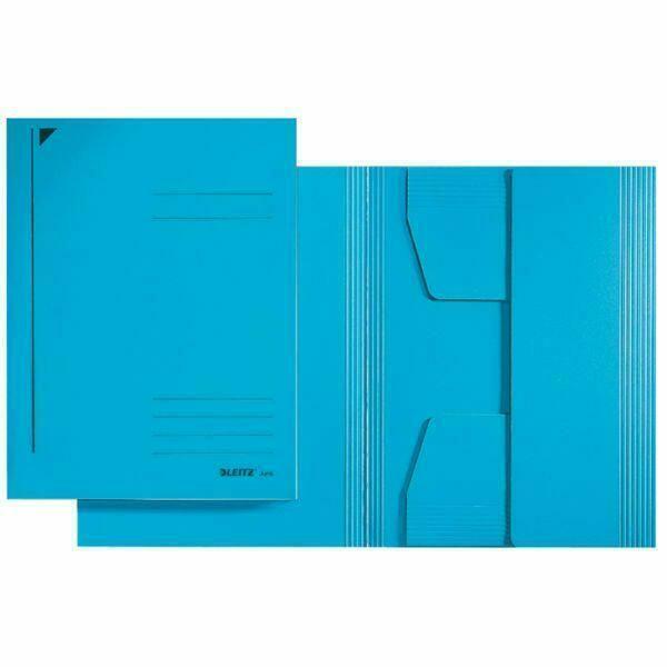 Colorspankarton 320 g//qm rot LEITZ Jurismappe DIN A5