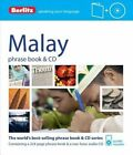 Berlitz Language: Malay Phrase Book & CD by Berlitz (Mixed media product, 2014)
