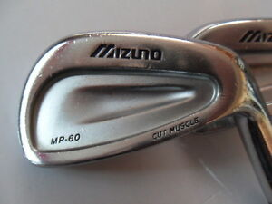 MIZUNO-MP-60-IRONS-3-PW-DYNAMIC-GOLD-SHAFTS