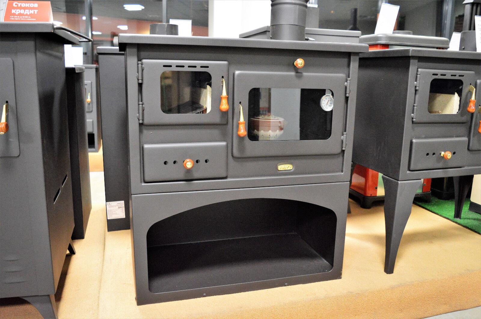 Estufa de le a hierro fundido top macizo combustible horno for Horno de hierro fundido